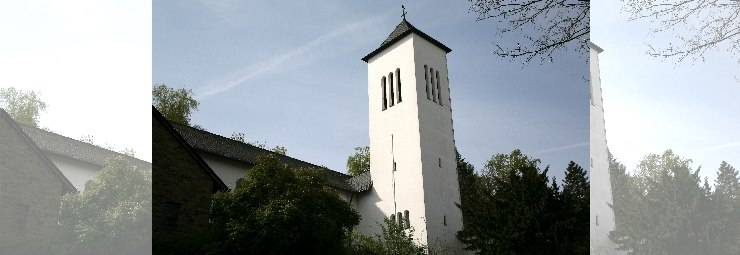 Die Kirche St. Elisabeth in Heckinghausen